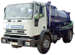 Alternative Cleansing Vacuum Tanker